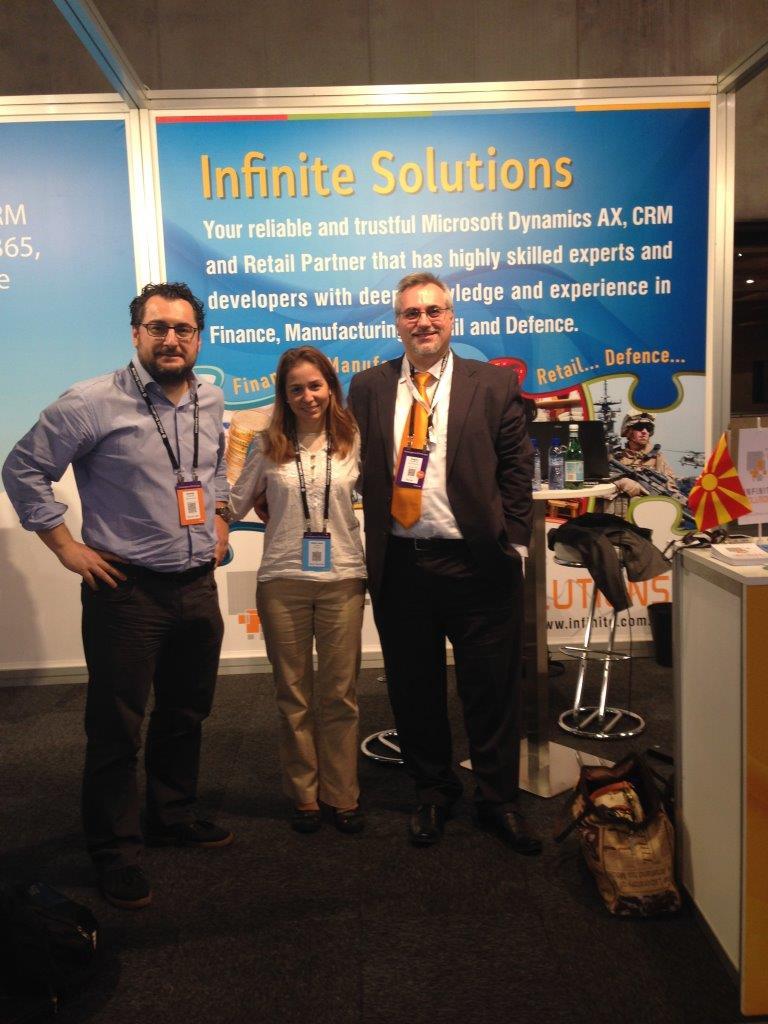 infinite Solutions Team Activities
