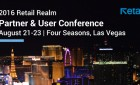 Infinite@Retail Realm Partner & User Conference in Las Vegas (August 21-23, 2016)