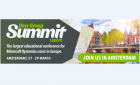 Infinite Solutions will participate @ D365 User Group Summit Europe in Amsterdam 27 - 29 March 2019